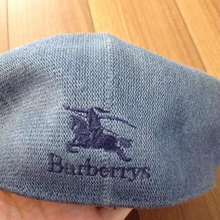 バーバリー(BURBERRY)のバーバリー burberrysハンチング帽 (ハンチング/ベレー帽)