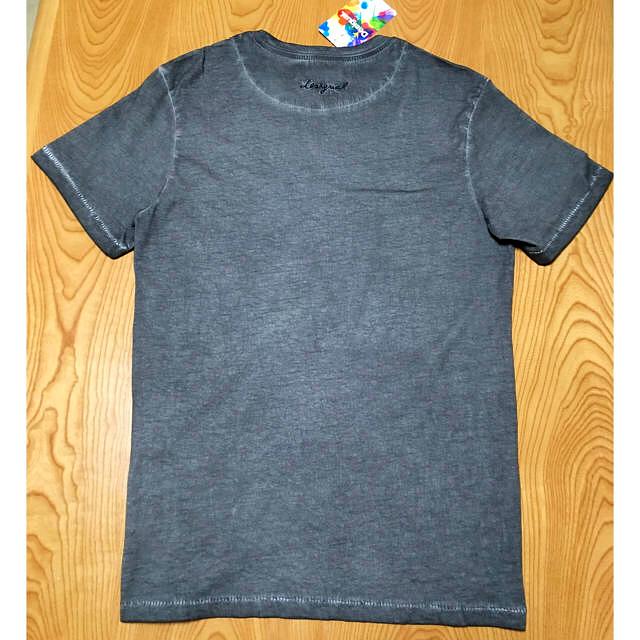 DESIGUAL(デシグアル)の【期間限定値下げ‼️】Desigual 【新品】Tシャツ  Sサイズ メンズのトップス(Tシャツ/カットソー(半袖/袖なし))の商品写真