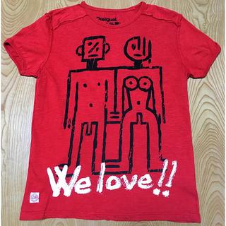 デシグアル(DESIGUAL)のDesigual 【美品】Tシャツ  Sサイズ(Tシャツ/カットソー(半袖/袖なし))