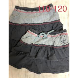 パプ(papp)のPAPP^_^姉妹お揃いスカート110 120(スカート)