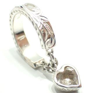 E84 美品 マーメイドジュエリー J Mar シルバー リング 指輪 925 (リング(指輪))