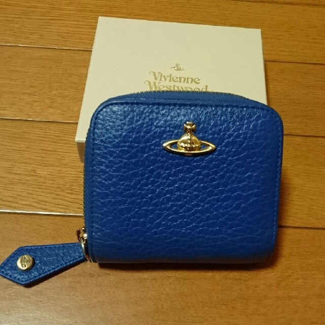 Vivienne Westwood(ヴィヴィアンウエストウッド)のVivienne Westwood 二つ折り財布 レディースのファッション小物(財布)の商品写真