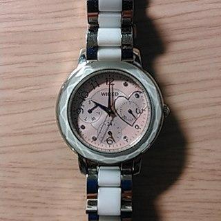 ワイアード(WIRED)のWIRED 腕時計 レディース(腕時計)