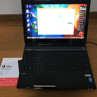 エヌイーシー(NEC)のジミー3様専用 NEC ノートパソコン(ノートPC)