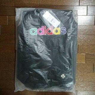 アディダス(adidas)のももクロ リュック黒 Ver2 アディダス adidas リュック バックパック(バッグパック/リュック)