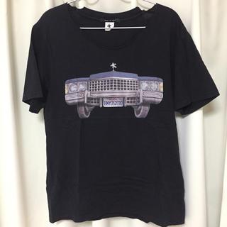 アダムキメル(Adam Kimmel)のアダムキメル キャデラック Tシャツ(Tシャツ/カットソー(半袖/袖なし))
