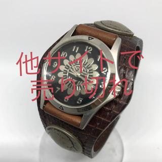 ケイシイズ(KC,s)の【状態〇】No12☆KC's☆チチカカ☆ディアスキン☆メンズ腕時計(腕時計(アナログ))