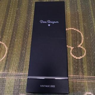 ドンペリニヨン(Dom Pérignon)のドンペリニヨンヴィンテージ 2002 箱のみ(その他)