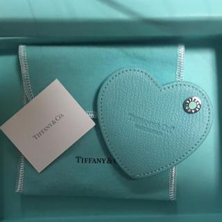 ティファニー(Tiffany & Co.)のティファニー ハート形ミラー(ミラー)