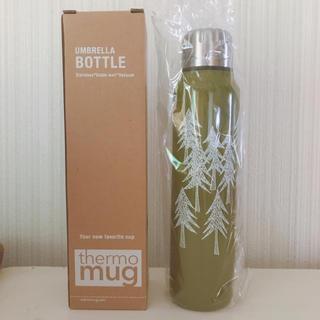 ミナペルホネン(mina perhonen)の新品未使用 mina ミナペルホネン サーモマグ ステンレスボトル 水筒(水筒)