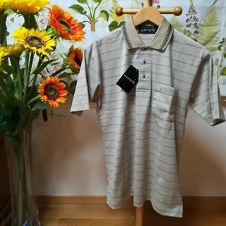 ✨(アルバトロス) ALBATROSS ベージュ色のポロシャツMサイズ♪