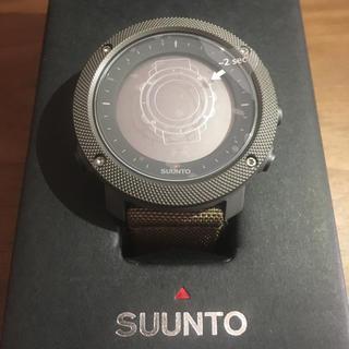 スント(SUUNTO)のスントSUUNTO トラバースアルファフォリッジ [日本正規品メーカー保証2年](腕時計(デジタル))