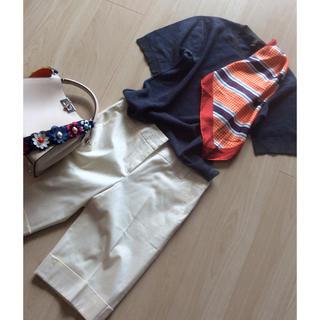 ルイヴィトン(LOUIS VUITTON)のヴィトン💖新品同様スカーフ付きトップスSALE(ニット/セーター)