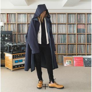 サンシー(SUNSEA)のsunsea 17ss jedi coat black size3(トレンチコート)