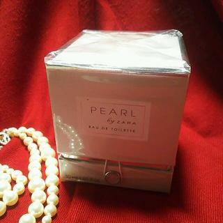 ザラ(ZARA)のZARA日本未発売香水PEARL(香水(女性用))