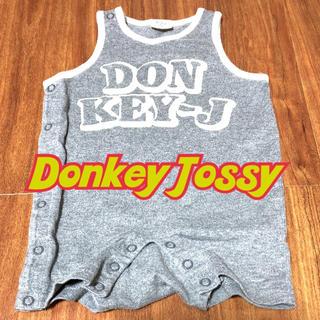 ドンキージョシー(Donkey Jossy)の【美品】DonkeyJossy ロンパース(ロンパース)