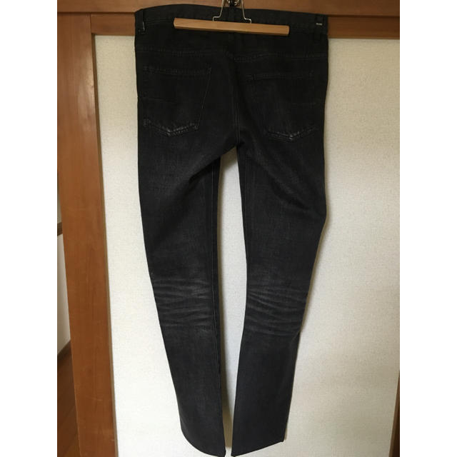 Dior(ディオール)のDior ブラックデニム 32インチ メンズのパンツ(デニム/ジーンズ)の商品写真