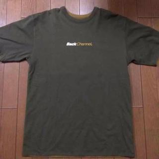 バックチャンネル(Back Channel)のbackchannel Tシャツ(Tシャツ/カットソー(半袖/袖なし))