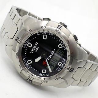 ティソ(TISSOT)の【TISSOT】ティソ Tタッチ メンズ 腕時計(腕時計(アナログ))