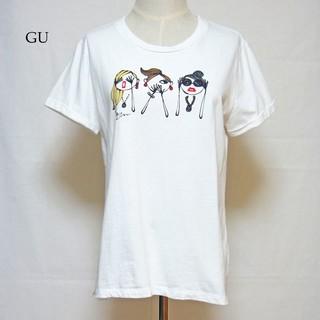 ジーユー(GU)のGU×Daichi Miura コラボTシャツ(Tシャツ(半袖/袖なし))