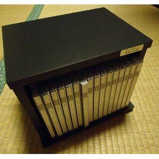 聞いて楽しむ 日本の名作  CD16巻セット 専用ケース付 (朗読)