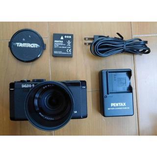 ペンタックス(PENTAX)の中古美品!PENTAX★PENTAX MX-1 クラシックブラック(コンパクトデジタルカメラ)