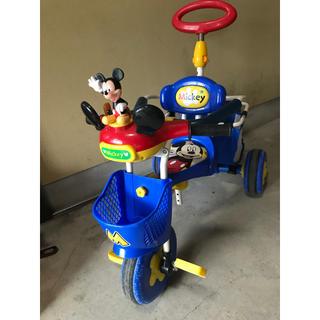 ディズニー(Disney)のミッキー 三輪車(三輪車)
