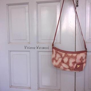 ヴィヴィアンウエストウッド(Vivienne Westwood)のVivienne Westwood ショルダーバッグ レオパード(ショルダーバッグ)