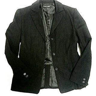 シーディーエスベーシック(C.D.S BASIC)の秋に! C.D.S サラッとしたウール100%ジャケット軽量300(テーラードジャケット)