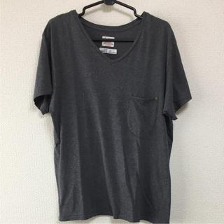 アナクロノーム(anachronorm)のAnachronorm V Neck Pocket T-shirts(Tシャツ/カットソー(半袖/袖なし))