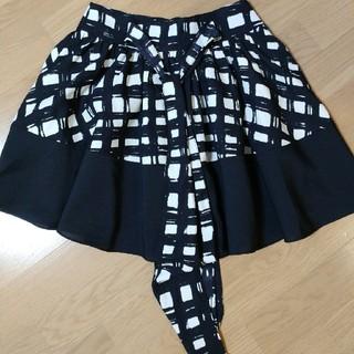 膝上スカート(ミニスカート)