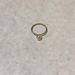 フィービィー(phoebe)のphoebe ピンキーリング(リング(指輪))