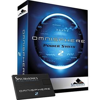 Spectrasonics  Omnisphere 2 USB版(ソフトウェア音源)