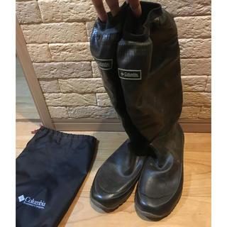 コロンビア(Columbia)のコロンビア レインブーツ 折りたたみ 長靴 コロンビア L Columbia (長靴/レインシューズ)