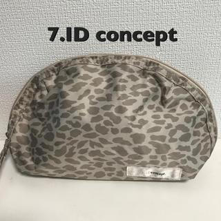 セブンアイディコンセプト(7-Idconcept.)の7.ID concept ポーチ(ポーチ)