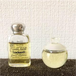 キャシャレル(cacharel)のCacharel の香水 ミニボトル・セット(香水(女性用))