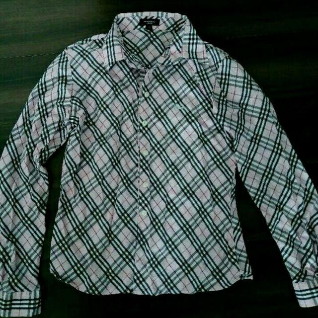 BURBERRY(バーバリー)のBURBERRY チェックシャツ レディースのトップス(その他)の商品写真