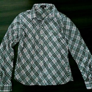 バーバリー(BURBERRY)のBURBERRY チェックシャツ(その他)
