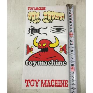 トイマシーン(Toy Machine)のTOY MACHINE ステッカー(スケートボード)