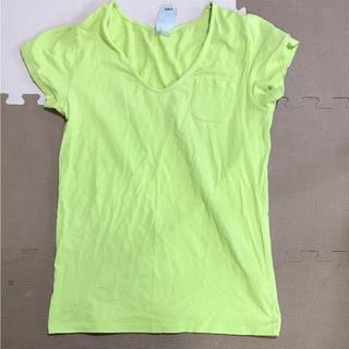 エックスガール(X-girl)のエックスガール 蛍光Tシャツ サイズ2(Tシャツ(半袖/袖なし))