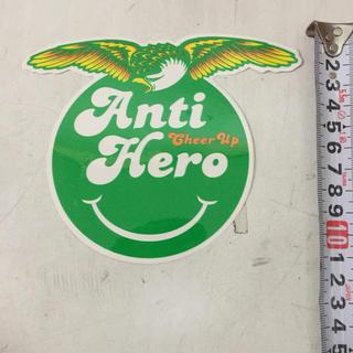 アンチヒーロー(ANTIHERO)のANTI HERO ステッカー(スケートボード)