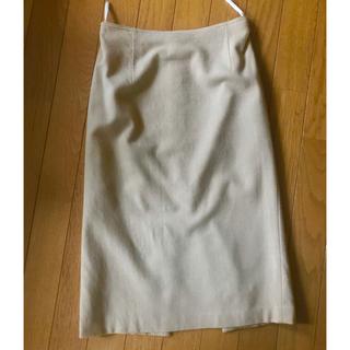 ルシェルブルー(LE CIEL BLEU)のお値下げ LE CIEL BLEU タイトスカート(ひざ丈スカート)