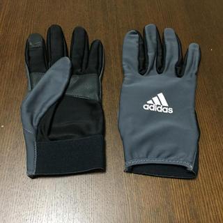 アディダス(adidas)のアディダス 手袋 Lサイズ(手袋)