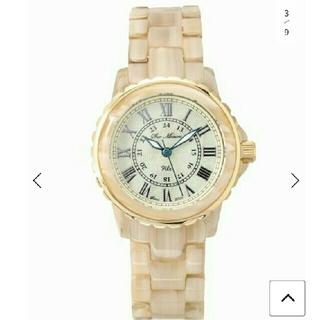 イエナ(IENA)のksmix様専用です◇HIROB◇腕時計 Sur Mesure Aneth(腕時計)