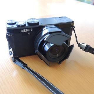 ペンタックス(PENTAX)のPENTAX MX-1 ペンタックス高級コンデジ(コンパクトデジタルカメラ)