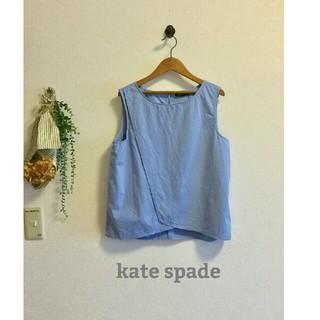 ケイトスペードサタデー(KATE SPADE SATURDAY)のkate spade♡ノースリーブプルオーバー(シャツ/ブラウス(半袖/袖なし))