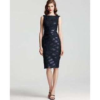 34a2273904346 タダシショウジ(TADASHI SHOJI)の美品 2号 Tadashi Shoji スパンコール ワンピース ドレス