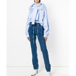 バレンシアガ(Balenciaga)のY/PROJECT 4スリーブオーバーシャツ 確実正規品 購入金額約12万円(シャツ)