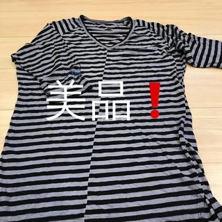 キリュウキリュウ(kiryuyrik)のキリュウキリュウ カットソー美品!(Tシャツ/カットソー(七分/長袖))