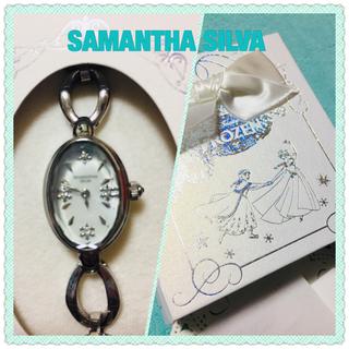 サマンサシルヴァ(Samantha Silva)のサマンサ シルヴィア ディズニーコラボ 腕時計❤︎アナと雪の女王(腕時計)